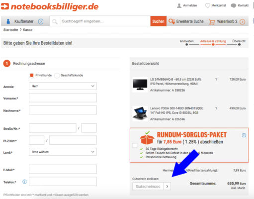 notbooksbilliger-de_warenkorb