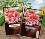 GZG Probierwochen von Aoste Produkte. Aktionsprodukte kaufen und Geld zurück bekommen