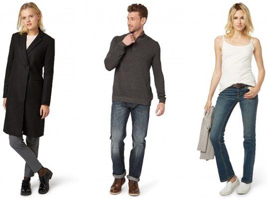 tom tailor bis zu 40 rabatt auch auf sale ware. Black Bedroom Furniture Sets. Home Design Ideas