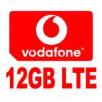Vodafone: 12GB LTE für 11,99€ bzw. 5GB LTE für 7,99€/Monat