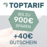*KNALLER* 2x 40€ für Strom- und Gasanbieterwechsel
