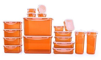 18er set lock lock frischhaltedosen stapelbar 100ml 4 5l ab 19 93 schn ppchen blog mit. Black Bedroom Furniture Sets. Home Design Ideas