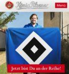 GRATIS 5 Liter Bierfass König Pilsener für HSV Fans 😀⚽