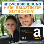 *KNALLER* Kfz-Versicherung wechseln + 60€ Amazon.de Gutschein* + 20% Rabatt auf AmazonBasics