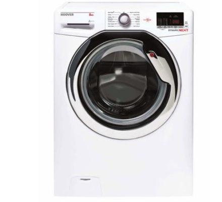 hoover dxoc g58 ac3 waschmaschine 8kg mit a f r 279 90 statt 339. Black Bedroom Furniture Sets. Home Design Ideas