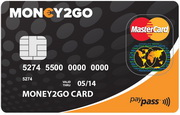 Money2Go Prepaid