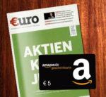 Finanz-Zeitschrift €uro für 24€ sichern + 30€ Bonus (Bonus Deal)
