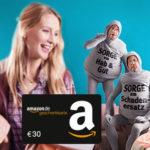 Gothaer Private Haftpflichtversicherung mit 30€ Amazon.de Gutschein