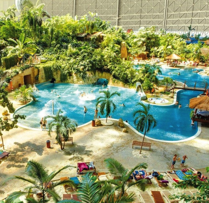 Therme Tropical Island