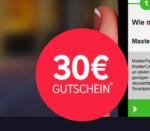Rakuten: 30€ Gutschein bei Zahlung mit Masterpass