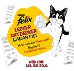 (GZG) GRATIS Felix Produkte bis 10,00€. Geld zurück bei NICHT gefallen 🐱