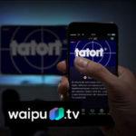 waipu.tv Streaming-Dienst: 3 Monat für 9,99€ testen (statt 30€)
