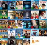 Filme für je 5,55€ + 1,99€ VSK bei Saturn