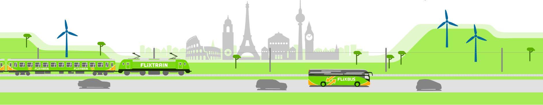 Flixbus Train