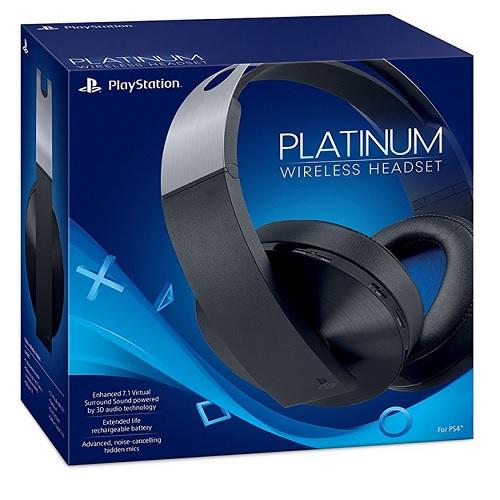 playstation 4 platinum wireless headset f r 144 statt 180. Black Bedroom Furniture Sets. Home Design Ideas