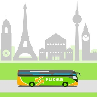 flixbus online ticket