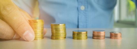 geld-spareb-muenzen-tuerme