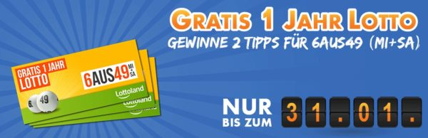 Lotto.Gratis Tipp