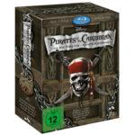 pirates of the caribbean quadrologie