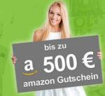 Smava: Bis zu 500€ Amazon.de Gutschein* für Kredit (ab 1,95%)