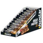 25 Isostar High Protein Riegel