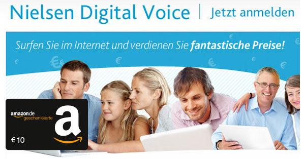 Nielsen Digital Voice Software