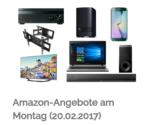 Amazon-Aktionen