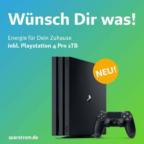 Sparstrom - z.B. mit PS4