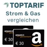 *SPECIAL* Jetzt 2x 30€ für Strom- und Gasanbieterwechsel *nur bis 30.06.*