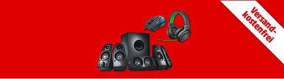 Technik Angebote bei Media Markt, z.B. Wireless Maus