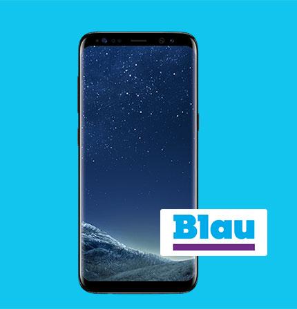 galaxy s8 f r 49 mit blau allnet flat sms flat 4gb lte f r 24 99 monat nur bis. Black Bedroom Furniture Sets. Home Design Ideas