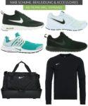 Nike Schuhe und Bekleidung ab 19,99€ inkl.Versand!