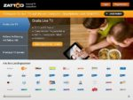 Zattoo: Gutschein & Chromecast für alten DVB-T-Receiver