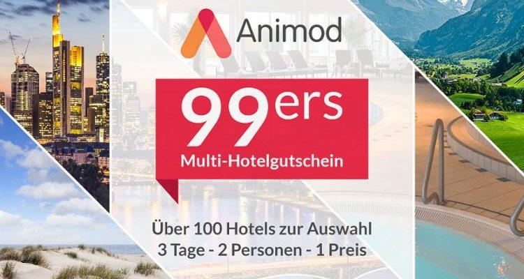 Animod Hotel Gutschein