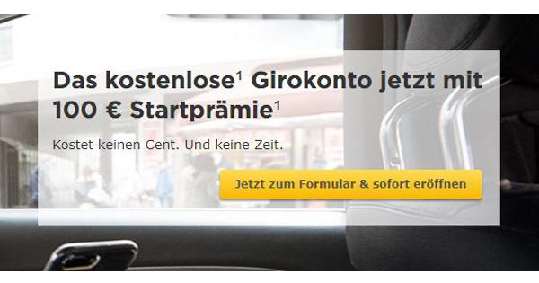 100 Startguthaben Für Kostenloses Commerzbank Girokonto Sparblogcom