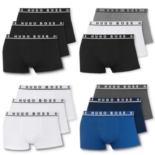 3er pack hugo boss boxershorts f r 29 99 statt 39. Black Bedroom Furniture Sets. Home Design Ideas
