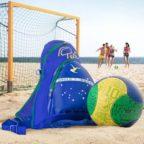 Pelé Beach-Fußball-Set