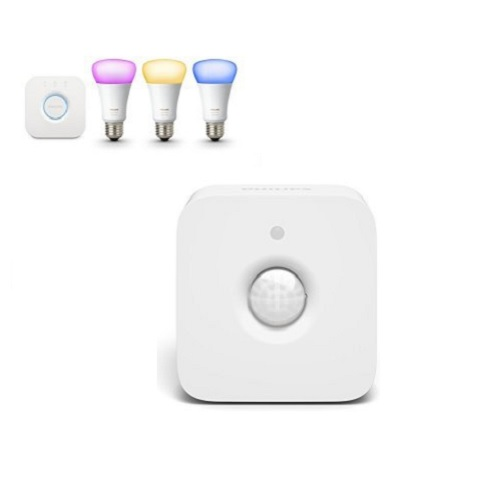 led lampen philips hue starter set inkl bridge motion sensor f r 141 22 statt 184. Black Bedroom Furniture Sets. Home Design Ideas