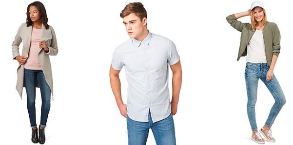 tom tailor 20 rabatt auf shirts polos hemden blusen. Black Bedroom Furniture Sets. Home Design Ideas