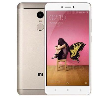 Xiaomi Redmi Note 4 Global Version Mit Band 20 Smartphone 3gb Ram