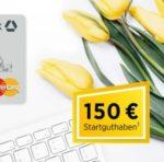 *KNALLER* 150€ Startguthaben für kostenloses Commerzbank Girokonto + Kreditkarte geschenkt