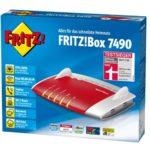 WLAN-Router AVM FRITZ!Box 7490 + GRATIS Funksteckdose FRITZ!DECT 200 für 159€ (statt 209€)