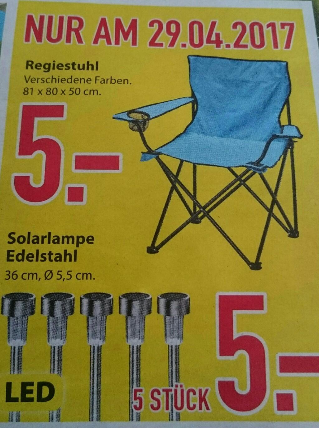 d nisches bettenlager f r je 5 regiestuhl oder 5 led solarlampen. Black Bedroom Furniture Sets. Home Design Ideas