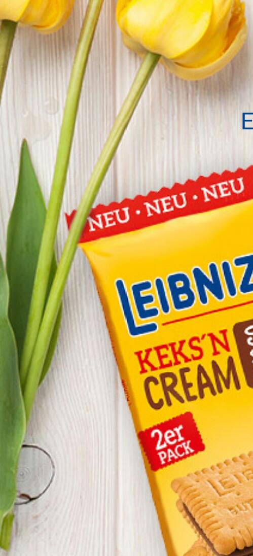 GRATIS Leibniz Keks mit persönlichen Gruss für die liebe Mama 🌼🌼🌼🌼🌼