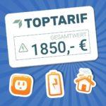GRATIS: Gewinnt jetzt 1 Jahr Strom kostenlos!