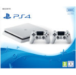 PlayStation 4 Slim 500 GB + 2. Controller ab 222€ (statt 290€)