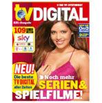 TV Digital XXL - 12 Ausgaben mit eff. 2€ Gewinn dank 25€-Gutschein (z.B. amazon.de)