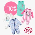 C&A 70% Rabatt