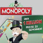 Sofortgewinn bei Galeria Kaufhof - Mini Monopoly / Trinkschokolade kostenlos oder 5€ Gutschein mit 5€ MBW