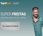 [Schnell sein] 5,40€ Rabatt bei einem MBW von 10,80€ bei Tipp24 auch für Bestandskunden